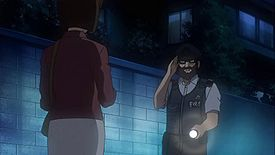 The Vanished Policeman - Detective Conan Wiki