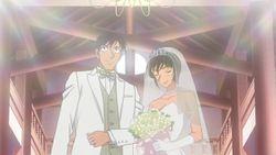 Wataru Takagi And Miwako Sato Detective Conan Wiki