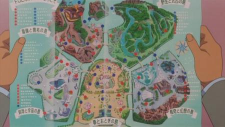 Conan Map