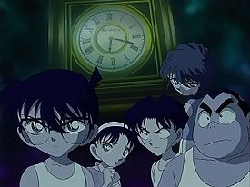 """detective conan important episode list Faq about detective conan q: i don't have time to watch all the +750  episodes, where can i find the """"most important episodes"""" list."""