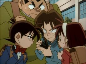 The Kidnapping Location Case - Detective Conan Wiki