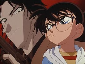 detective conan important episode list Detective conan main episodes home episode lists 286-288 : shinichi case [very important] 307-311 : black organization season 12 [7] 340-341 : haibara info.