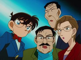 The Mystery Weapon Murder Case - Detective Conan Wiki